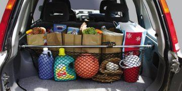 Cargo Bar - Separador de cargas para pickup