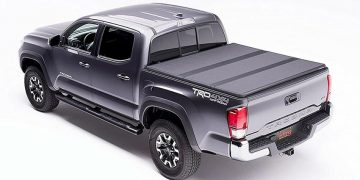 Tapa Premium Rígida Plegable para pickup